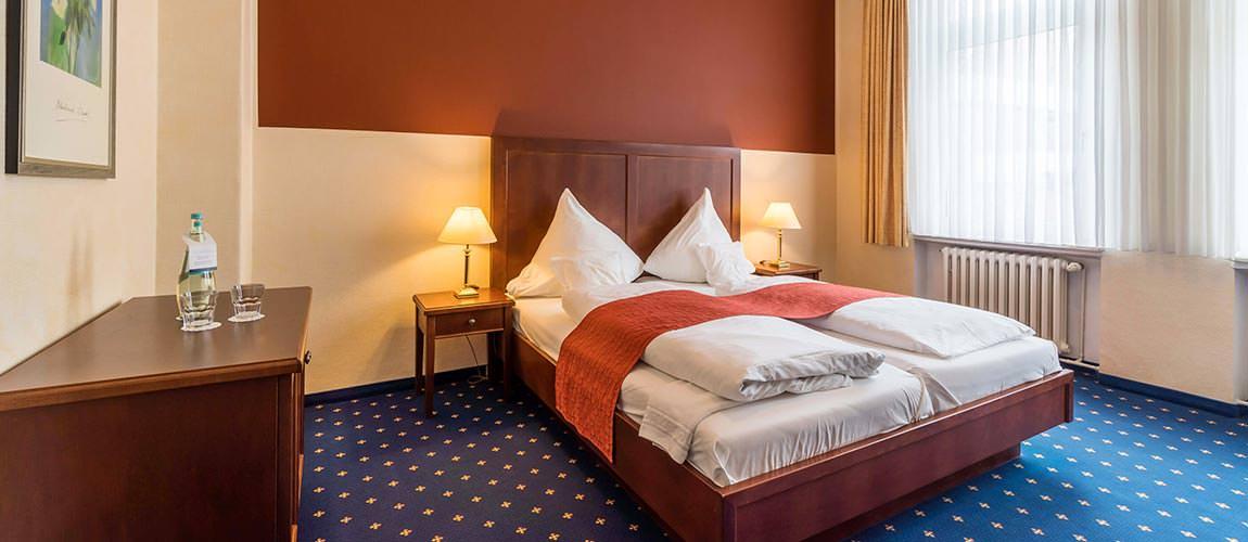 Appartement im Strandhotel Ostfriesenhof